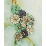 Prima - Seashore Collection - Flower Embellishments - Sea Gull