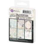 Prima - Epiphany Collection - 3 x 4 Artist Trading Card Pad