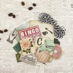 Prima - Coffee Break Collection - Ephemera Pack