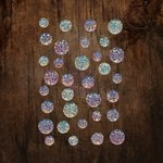 Prima - Say It In Crystals Collection - Self Adhesive Jewels - Sweetheart