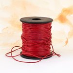 Prima - Trim - Wax Cord - 25 Yards - Papaya