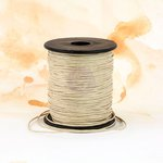 Prima - Trim - Wax Cord - 25 Yards - Biscuit