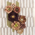 Prima - Capistrano Collection - Flower Embellishments - Cola