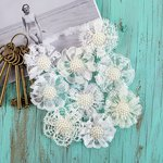 Prima - Sarasota Collection - Flower Embellishments - Relaxed