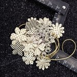 Prima - Hillsboro Collection - Flower Embellishments - Allspice