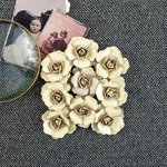Prima - Siena Collection - Flower Embellishments - Reminisce