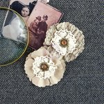 Prima - Siena Collection - Flower Embellishments - Timeless