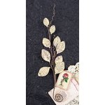 Prima - Providence Collection - Flower Embellishments - Clove