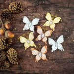 Prima - Bethleham Collection - Butterfly Embellishments - Garlands