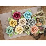 Prima - Cigar Box Secrets Collection - Flower Embellishments - Humidor
