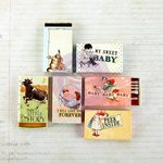 Prima - Bedtime Story Collection - Matchboxes