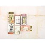 Prima - Debutante Collection - Matchboxes