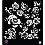 Prima - 6 x 6 Stencils - Wild Roses