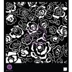 Prima - 6 x 6 Stencil - Fading Floral