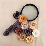 Prima - The Archivist Collection - Flower Embellishments - Posterity