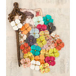 Prima - Bella Rouge Collection - Flower Embellishments - Daisy