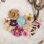 Prima - Butterfly Collection - Flower Embellishments - Pupa