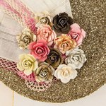 Prima - Debutante Collection - Flower Embellishments - Alcinia