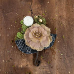 Prima - Sylvan Collection - Flower Embellishments - Espen