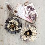 Prima - Evita Collection - Flower Embellishments - Elia