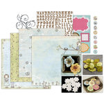 Prima - Jack and Jill Collection - 12 x 12 Collection Kit