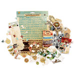 Prima - Fairy Belle Embellishment Kit