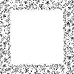 Prima - Paintables - 12 x 12 Paper - Seven