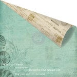 Prima - Seashore Collection - 12 x 12 Double Sided Paper - Under the Sea
