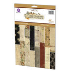 Prima - Time Travelers Memories Collection - A4 Paper Pad