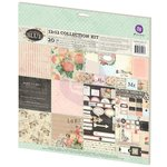 Prima - Something Blue Collection - 12 x 12 Collection Kit
