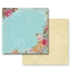 Prima - Annalee Collection - 12 x 12 Double Sided Paper - Avondale