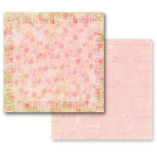 Prima - Annalee Collection - 12 x 12 Double Sided Paper - Sonnet
