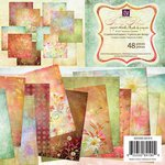 Prima - Fairy Flora Collection - 6 x 6 Paper Pad