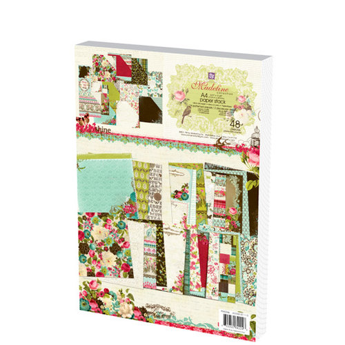 Prima - Madeline Collection - A4 Paper Pad