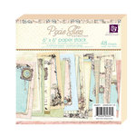 Prima - Pixie Glen Collection - 6 x 6 Paper Pad