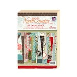 Prima - North Country Collection - Christmas - A4 Paper Pad