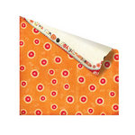Prima - Doodle-Deux Collection - 12 x 12 Double Sided Paper - Button-Up