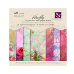 Prima - Firefly Collection - 6 x 6 Paper Pad