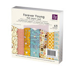 Prima - Forever Young Collection - 6 x 6 Paper Pad