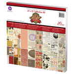 Prima - Allstar Collection - 12 x 12 Collection Kit