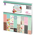 Prima - Anna Marie Collection - 6 x 6 Paper Pad