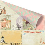 Prima - Bedtime Story Collection - 12 x 12 Double Sided Paper - Imagination
