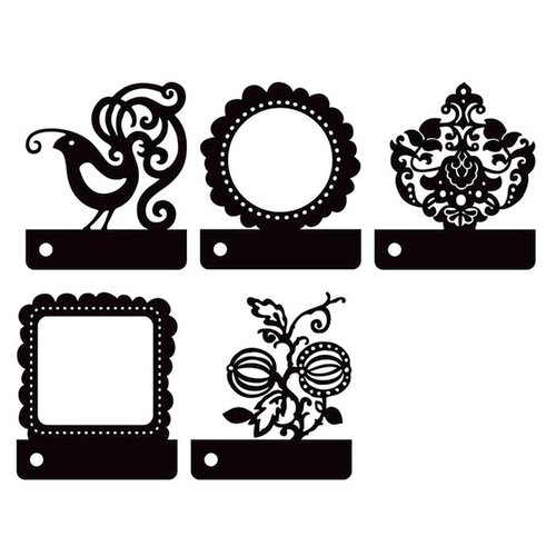 Prima - Stencils Mask Set - Mini Motifs - Mix 1