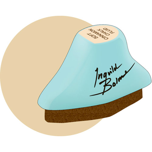 Prima - Ingvild Bolme - Chalk Fluid Edger - Shabby Tote