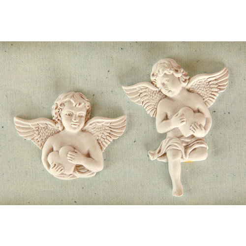 Prima - Resin Collection - Ingvild Bolme - Resin Embellishments - Cupid