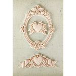 Prima - Resin Collection - Ingvild Bolme - Resin Embellishments - La Coeur