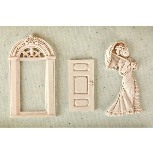 Prima - Resin Collection - Ingvild Bolme - Resin Embellishments - Parlor