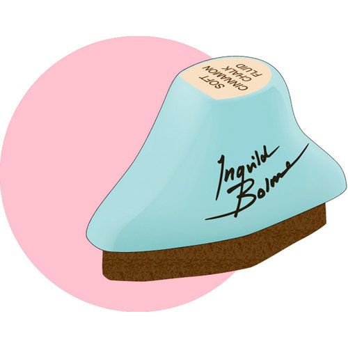 Prima - Ingvild Bolme - Chalk Fluid Edger - Pastel Pink