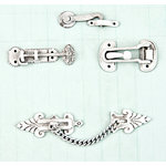 Prima - Shabby Chic Treasures Collection - Ingvild Bolme - Metal Embellishments - Door Locks