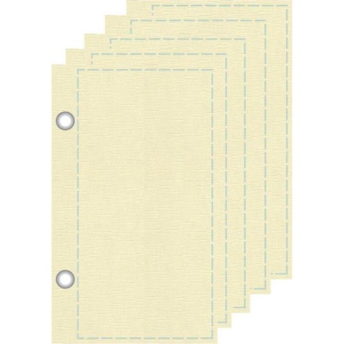 Prima - Donna Downey Collection - Refill Canvas Page - 6 x 12
